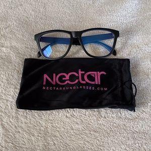 NEW Nectar Blue Light Blocker Glasses Matte Black